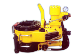 Hydraulic Foot Clamp